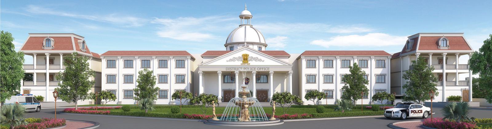 Telangana State Police Housing Corporation Ltd - Actual Image