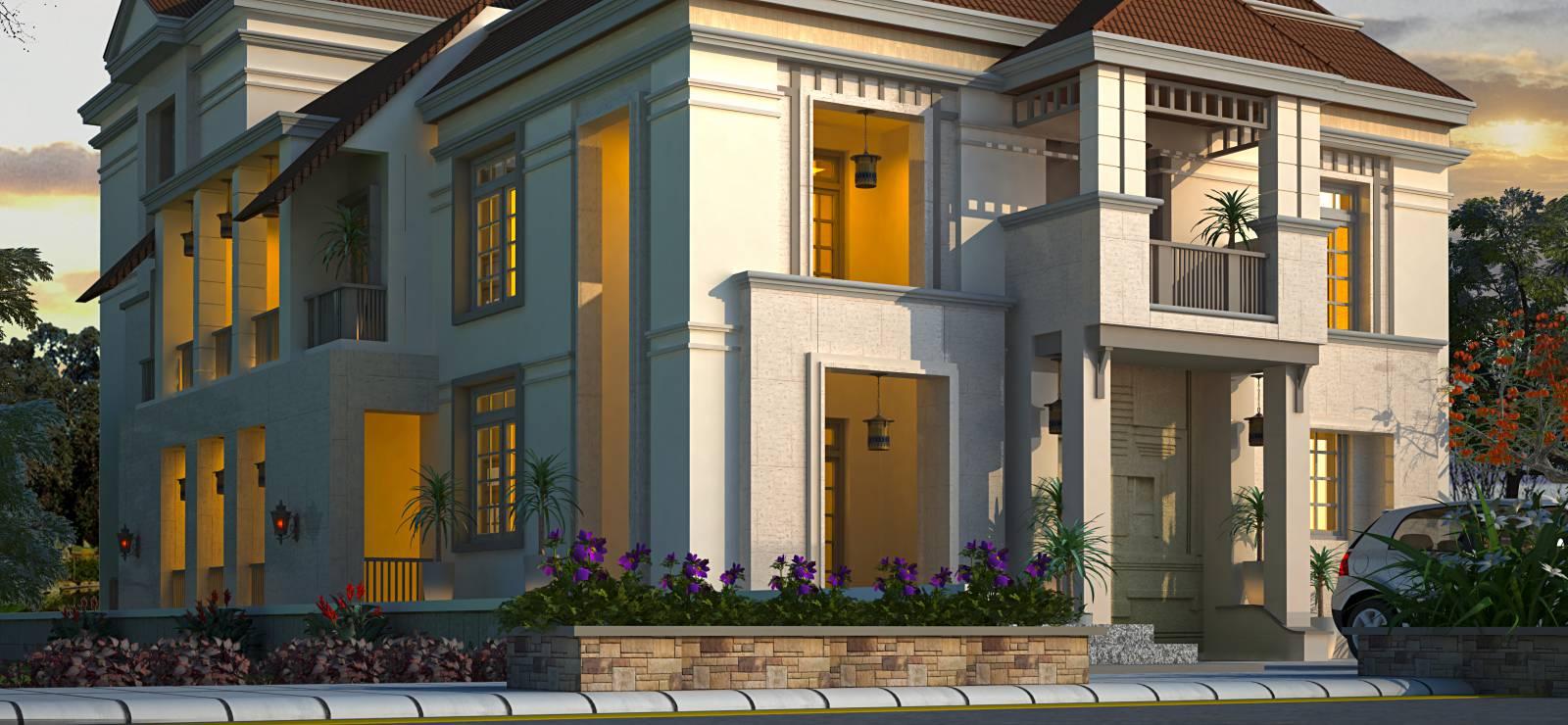 Krishna Reddy's residence