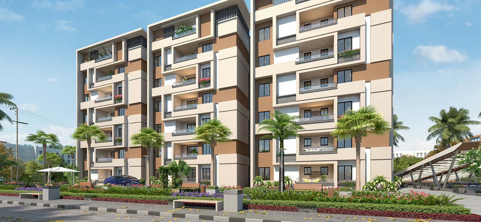 Apartments by GK Construction