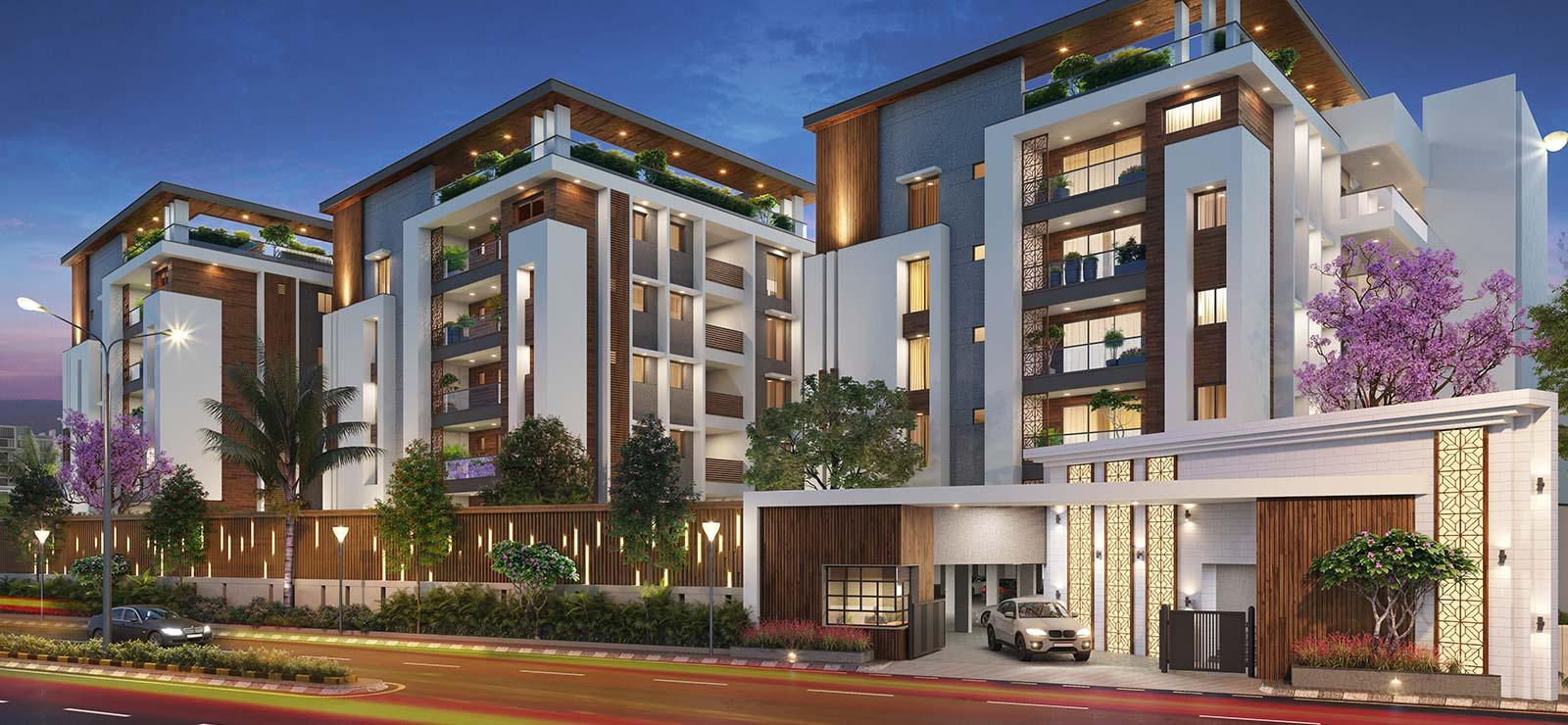 Apartments by Raghavendra Constructions