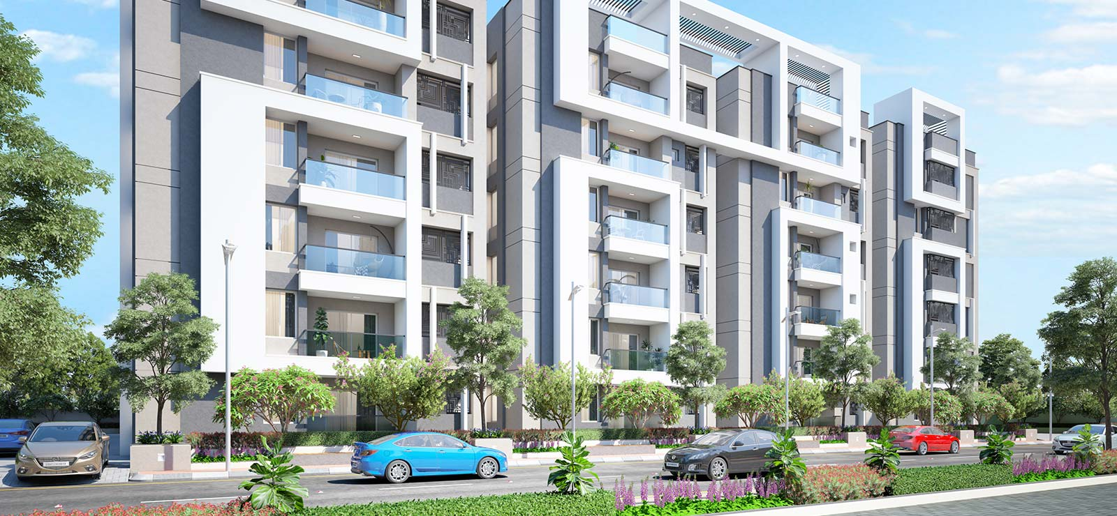 Apartments by Srigdha Projects