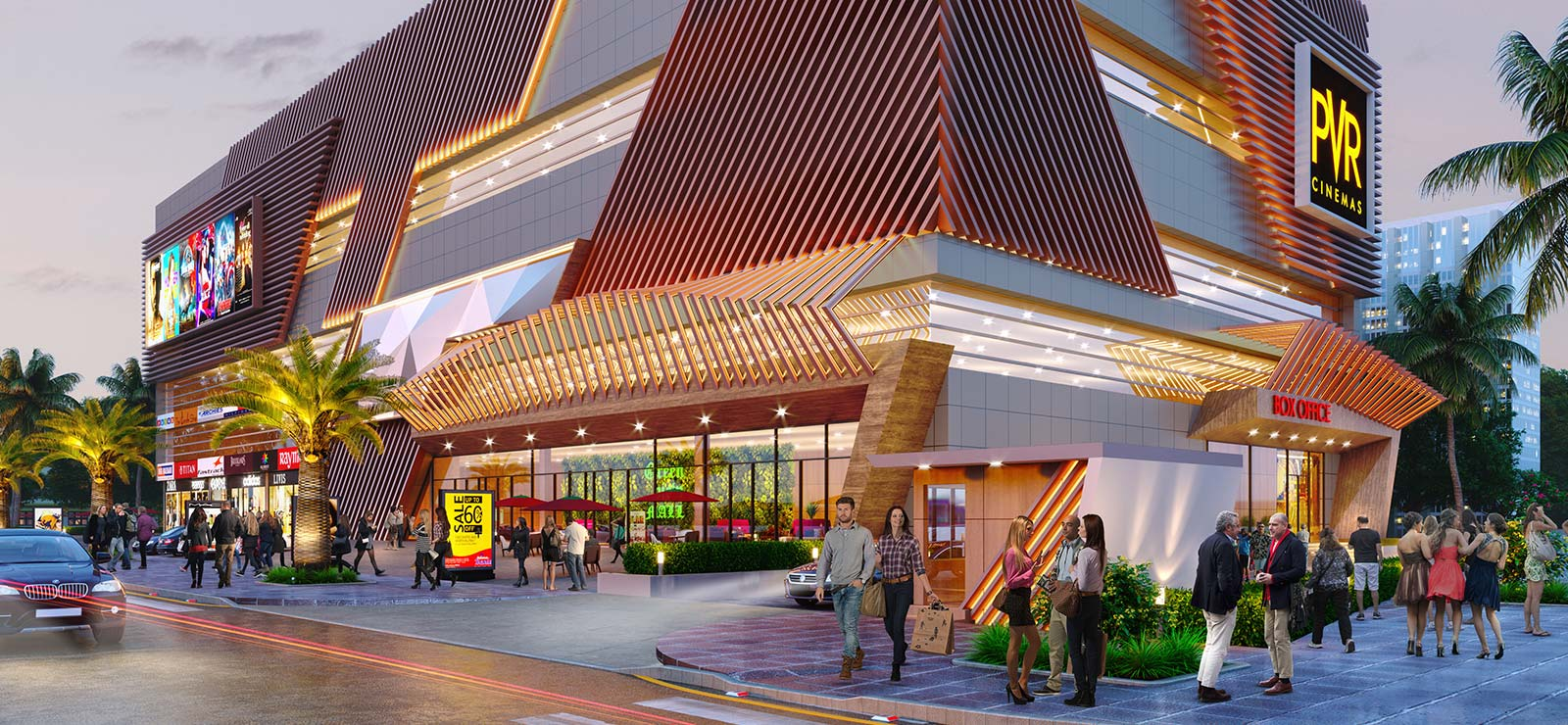 Multiplex by Green View Infra