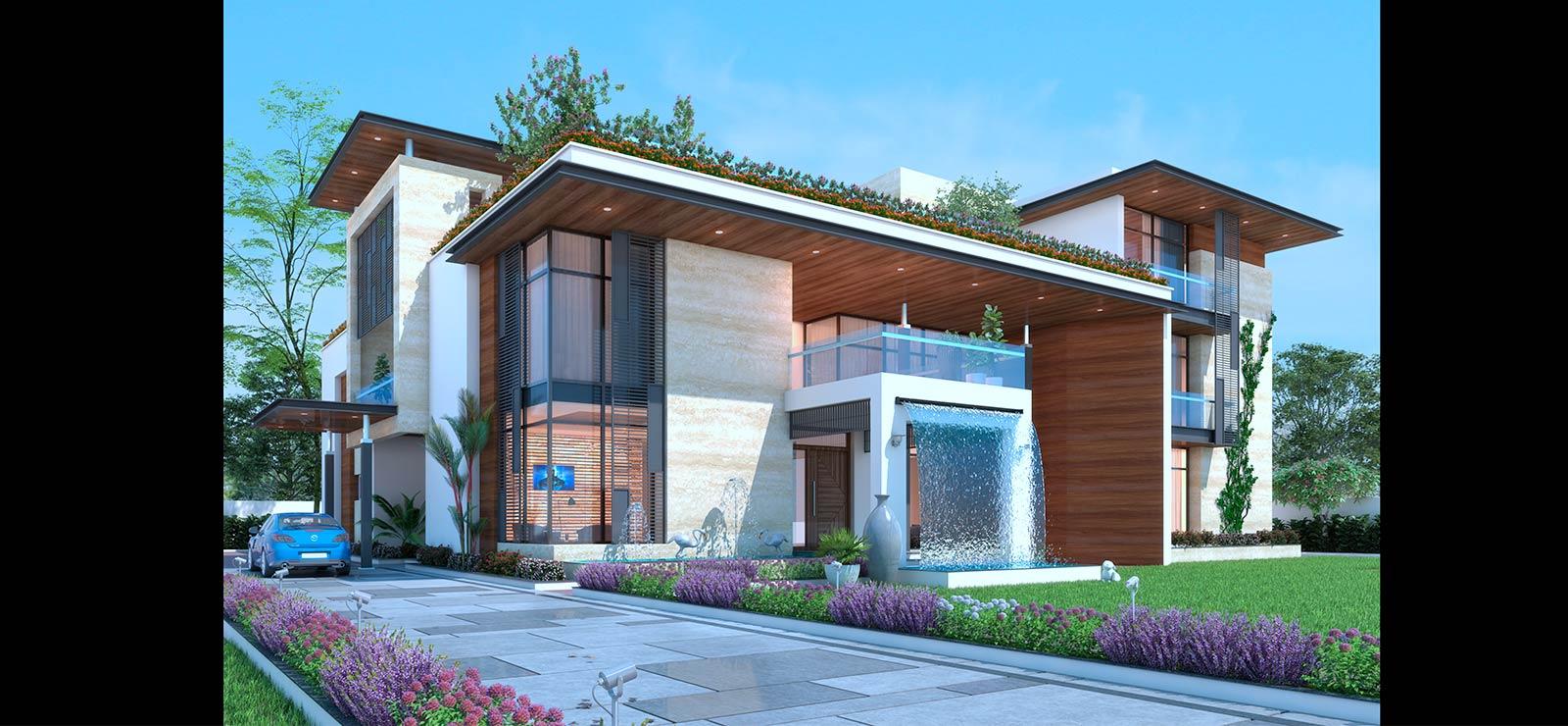 Mr Kumar Residence